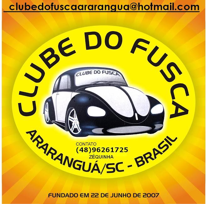CLUBE DO FUSCA ARARANGUÁ