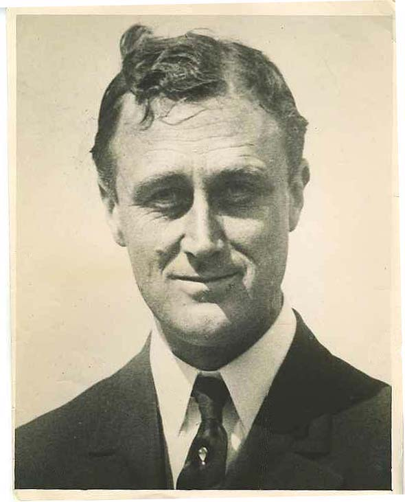 Franklin roosevelt biography