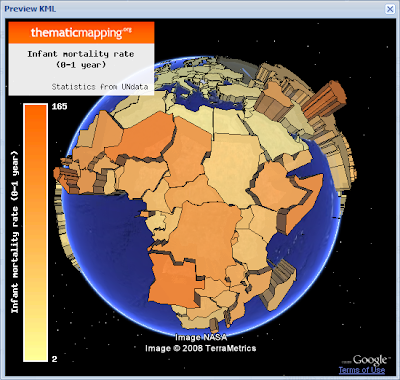 Master maps why 3d works 1 looking on the other side i could not find oil consumption statistics at undata so im using infant mortality rate instead per 1000 live births you can make the map in the gumiabroncs Choice Image