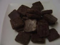 Cherry Bites, one of the many chocolates and lollies available to buy online from www.moolollybar.com.au.