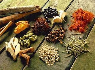 Articole culinare : Şi condimentele te ajută să-ţi menţii sănătatea
