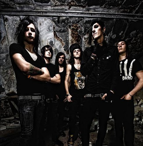 Motionless In White Screamo Post-Hardcore:...