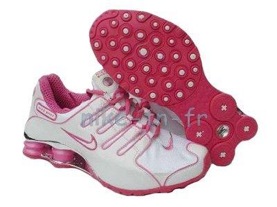 Nike Shox Nz Rouge