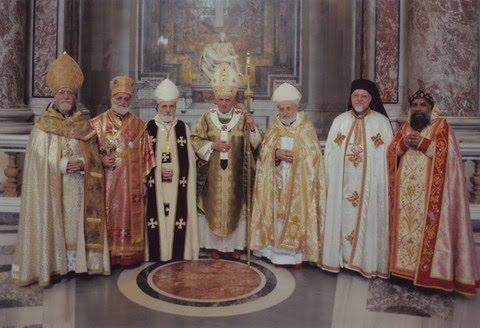 Hermanos en la Comunion del Espiritu de Cristo