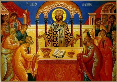 Santa y Divina Liturgia (Santa Misa)