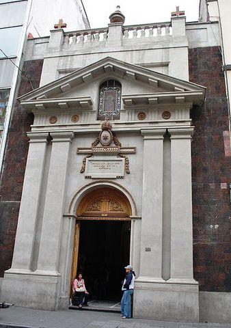Parroquia de Porta Coeli (Mexico D.F)