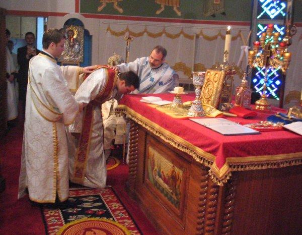 Veneracion del Altar