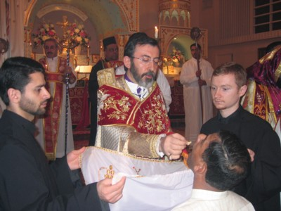 Sagrada Comunion