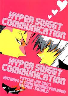 KHR: Hyper Sweet Communication Hypersweet16