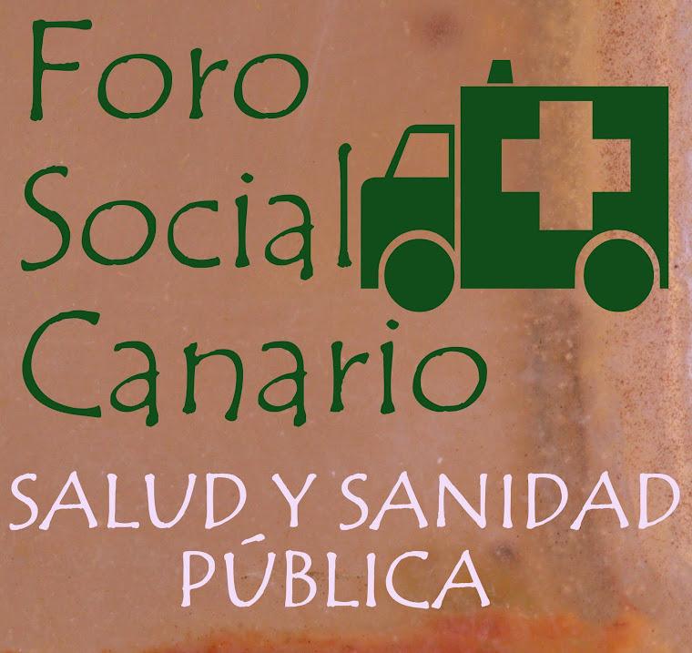 FORO SOCIAL CANARIO