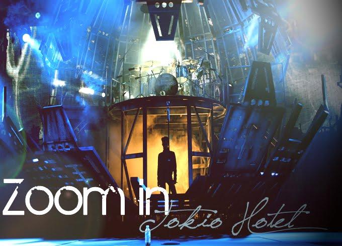 Zoom in Tokio Hotel