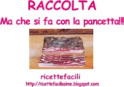 "I CONTEST A CUI HO PARTECIPATO:     ""MA CHE SI FA CON LA PANCETTA!!!"""