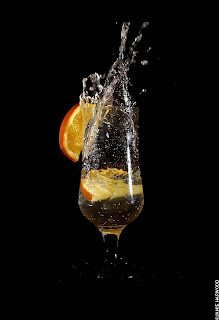 Orange Splash by Jamie Harwood - Photo of the Week