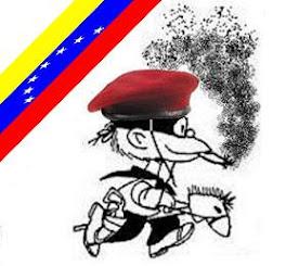 ESTAMOS CON USTED, COMANDANTE CHAVEZ