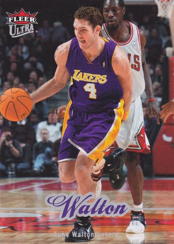 85 - Luke Walton (Ugh, a Laker, and not even a good Laker.)