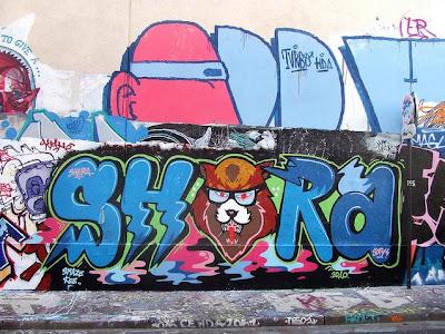 graffiti tag, graffiti murals