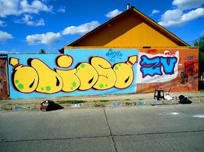 graffiti bubles