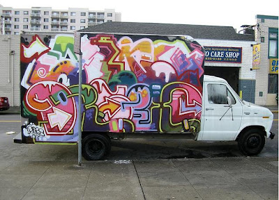 graffiti murals, graffiti art