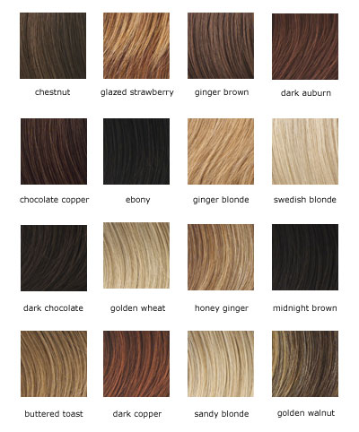 DARK HAIR COLORS FOR FAIR SKIN