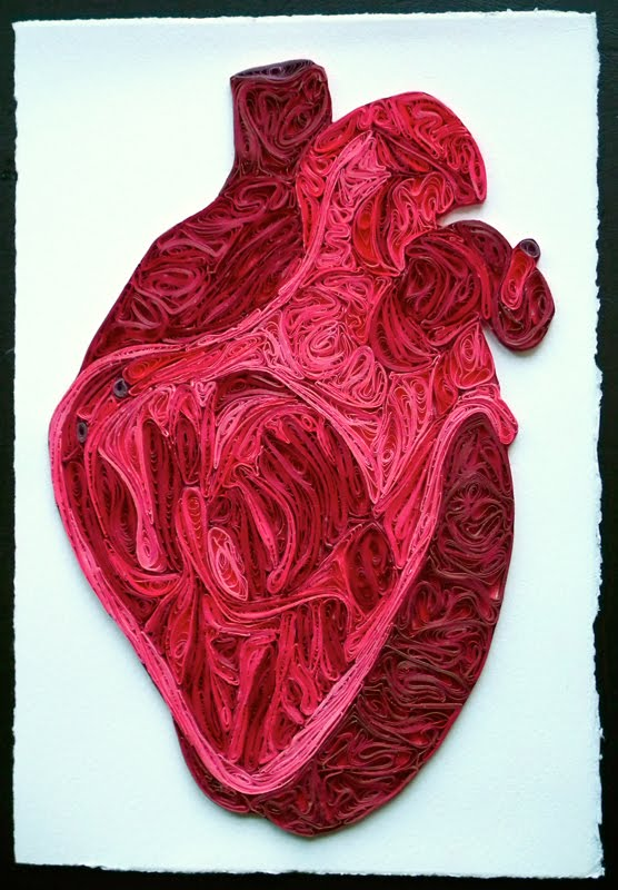 Quilling - Cuore