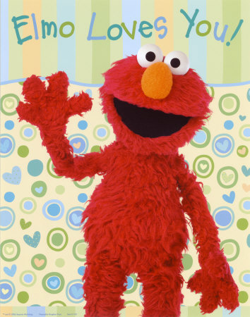 pictures of elmo to print