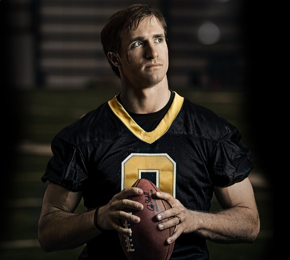 Drew Brees Bulge Would Rather See Drew Brees