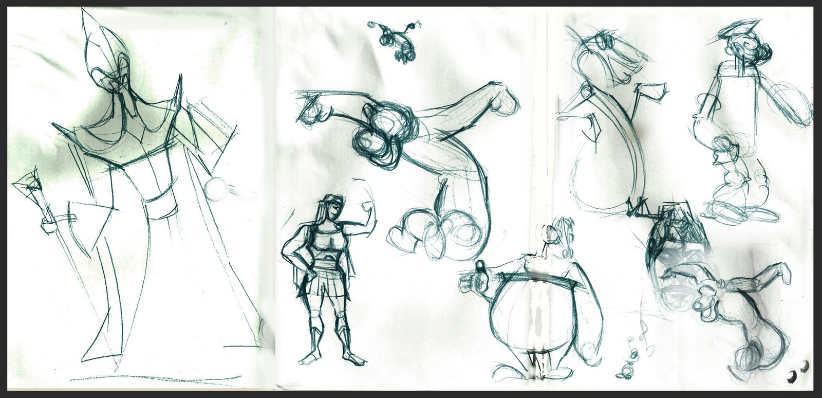Character Design Lecture : Yolantele character design lecture