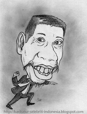 Tukul Arwana - Karikatur Selebriti Indonesia