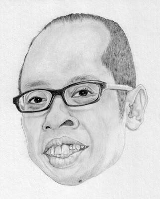 Ari Tulang - Karikatur Selebriti Indonesia