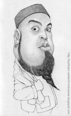 Peppy - Karikatur Selebriti Indonesia