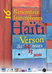 Espace Senghor 14 mars : découverte des littératures haitiennes 9h30-17h