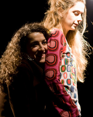 """Ensayo """"Fina y Segura"""" en el Camden People´s Theatre"""