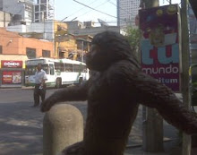 BigFoot in Mexico City