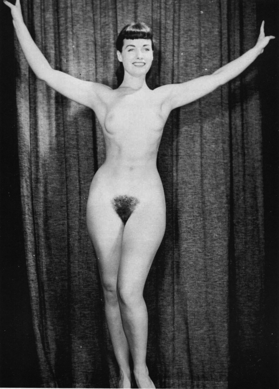 nude photos of betty paige