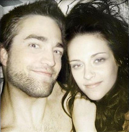 Kristen Stewart   Patterson on Saadi Yaari  Robert Pattinson And Kristen Stewart
