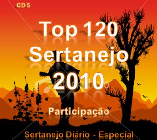 Sertanejo 2010 CD 5 - Participação 2011