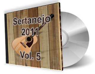 CD Sertanejo 2011 - Volume 5