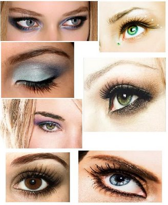 makeup tips for brown eyes. eye makeup ideas for rown