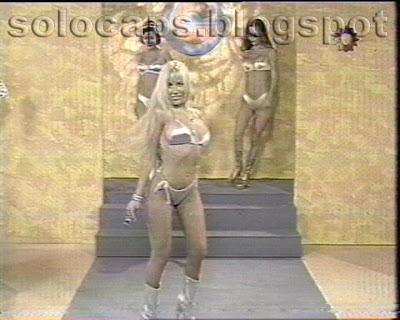 Vedettes argentinas de los 90