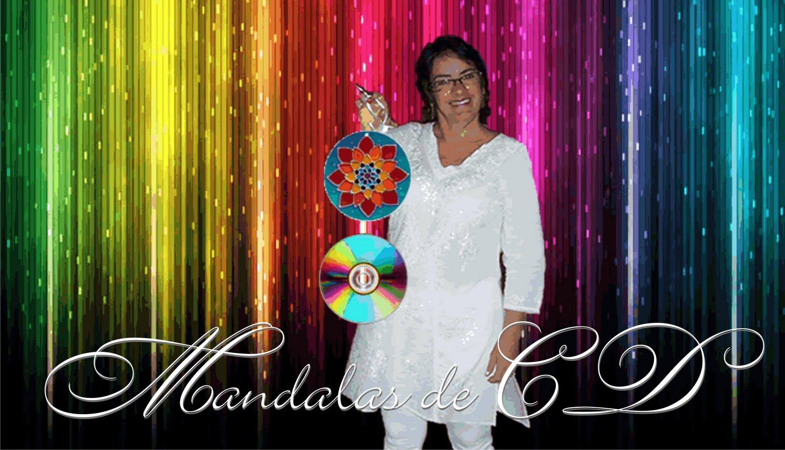Mandalas de CD - Guidha Cappelo
