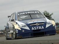 Cristian Ledesma con el Astra del equipo Chevrolet Elaion fué imparable en el Chaco