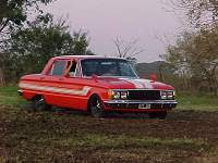 Falcon Sprint 1973 Motor 221 de 166Hp