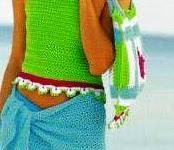 knitting örgü | pareo | yazlık bluz