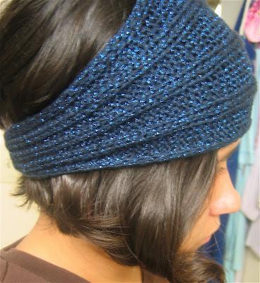 Knitting Patterns For Head Wraps : Thumbelyna: The Avid Knitter