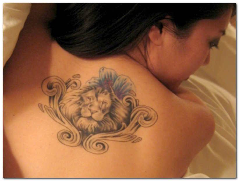 Lion Tattoo Designs Pictures 56789