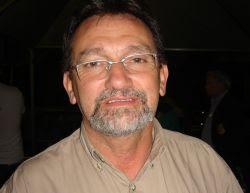 João Vargas, presidente da Associação dos Taxistas do Vale do Sinos