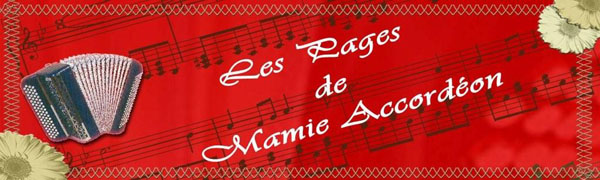 Les pages de Mamie Accordéon