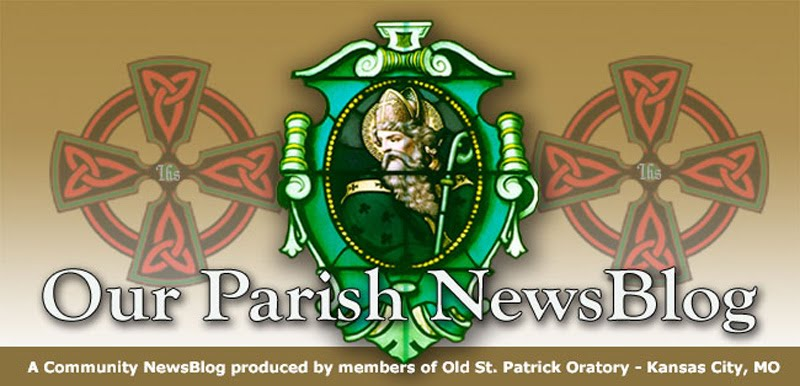 Old St. Patrick Oratory - Kansas City, Missouri - Community News