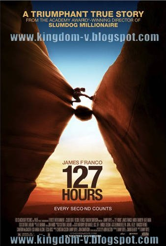 127 HOURS - DVD ~~From the Director of Slumdog Millionaire~~