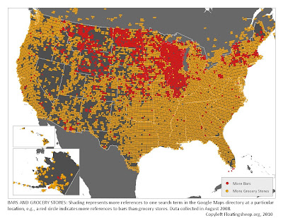 Redhead In Rapid More Awesome Maps - Map of redheads in the us